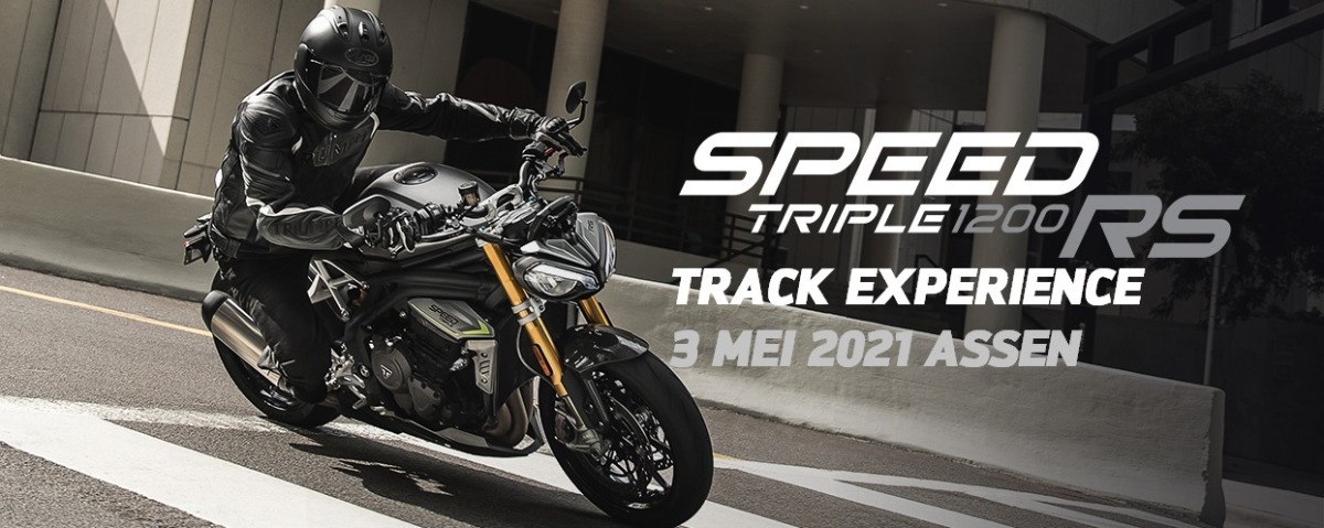 Triumph Speed Triple 1200 RS Track Experience